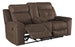 Jesolo DBL Reclining Loveseat w/ Console - 2 Colors