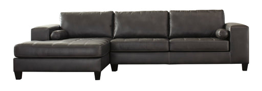 Nokomis Sectional Chaise in 2 Colors