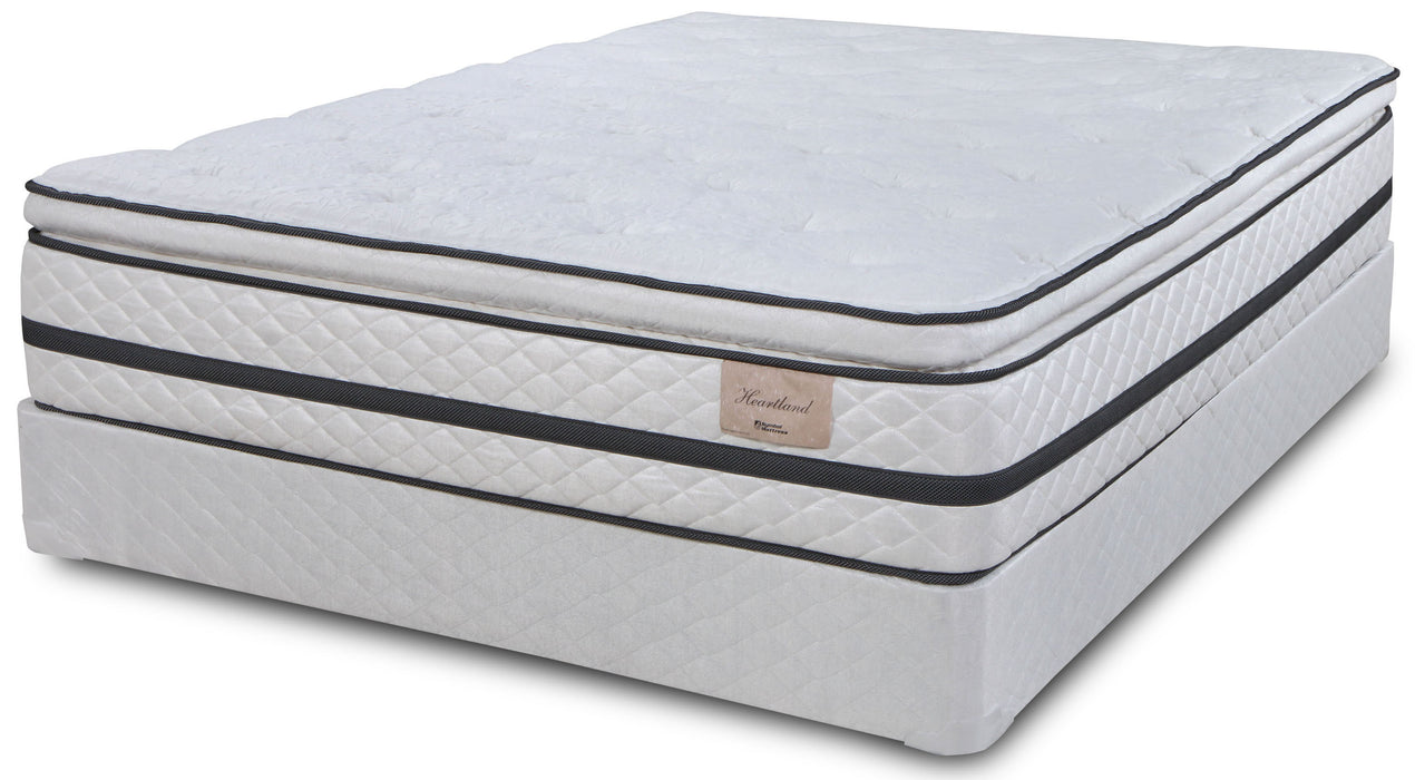 CARYTOWN EUROTOP MATTRESS ONLY
