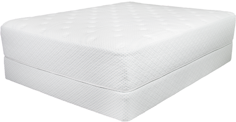 MEDITATION ZEN GEL & LATEX MATTRESS ONLY
