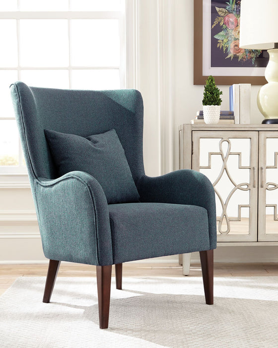 Accent Chair - Dark Teal