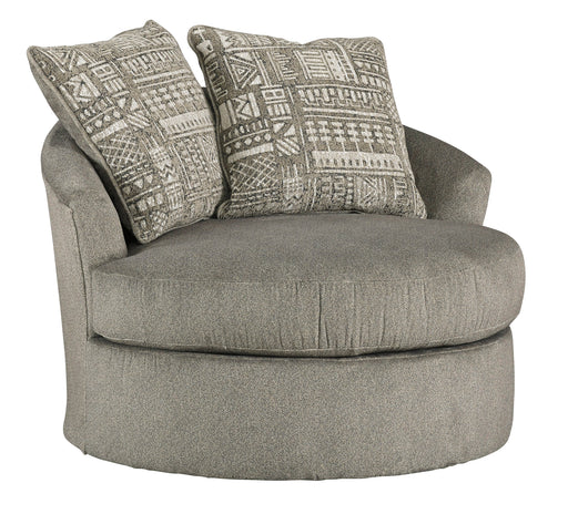 Soletren Swivel Accent Chair - 2 Colors