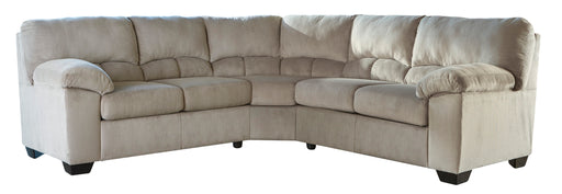 Dailey Sectional - Alloy