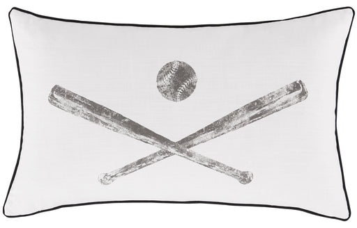 Waman Baseball Accent Pillow