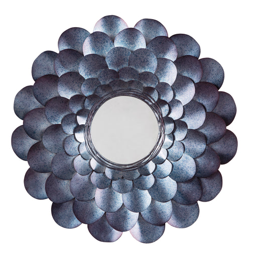 Deunoro Blue Accent Mirror