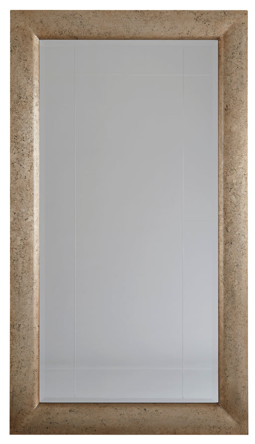 Evynne - Antique Gold Finish - Accent Mirror