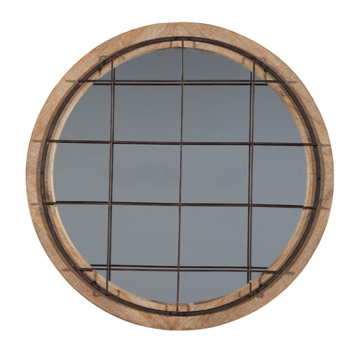 Eland - Black/Natural - Accent Mirror