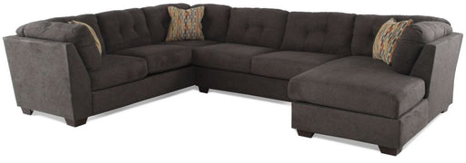 Delta City Sectional - Sleeper Available
