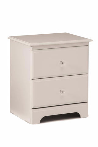Adell 2 Drawer Nightstand