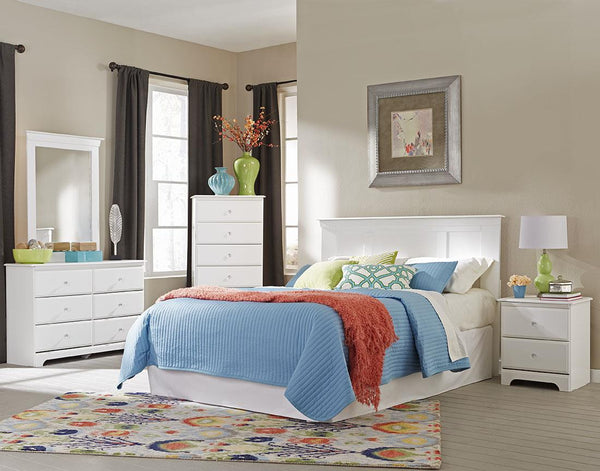 Adell Bedroom Package - White