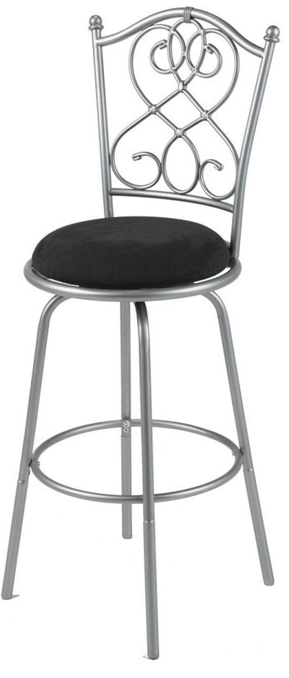 "Atlanta 30"" Metal Bar Stool With Swivel-seat"