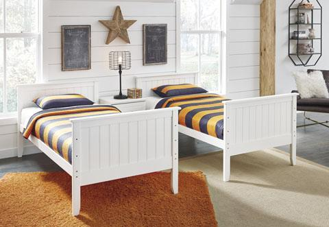 Lulu - Bunk Bed - White