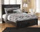 Maribel - Storage Bed - Black