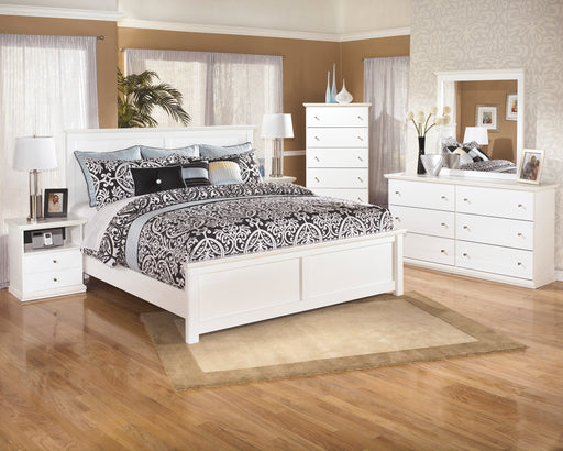 Bostwick Shoals Bedroom Set - Panel Bed