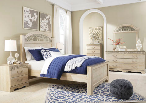 Catalina Bedroom Set - Poster Bed