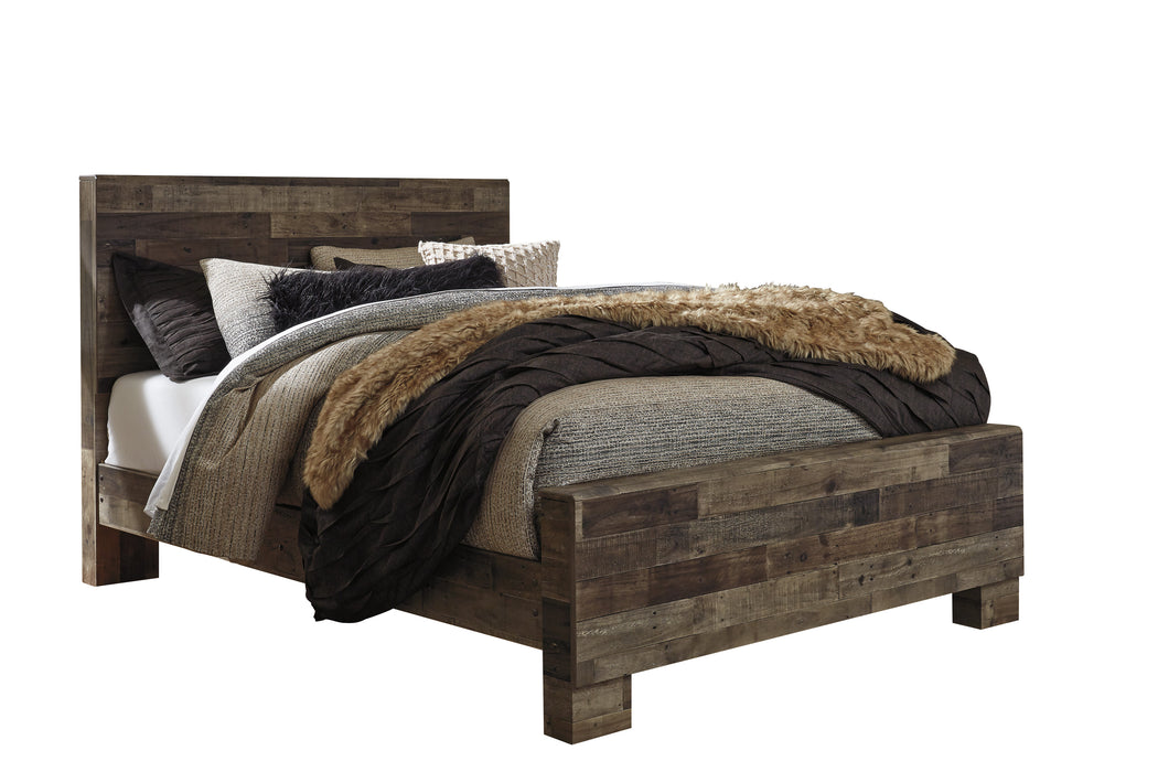 Derekson 4 Piece Bedroom Set