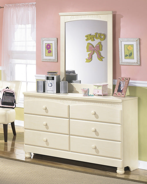 Cottage Retreat - Dresser - Cream