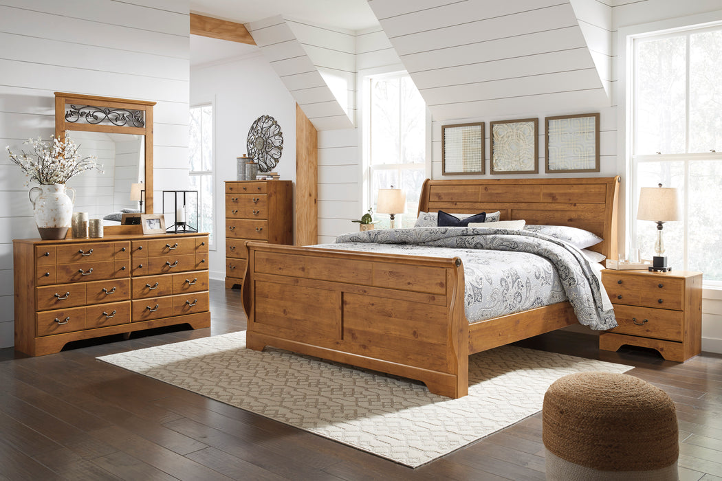 Bittersweet Bedroom Set - Sleigh Bed