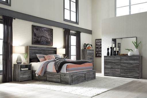 Baystorm Bedroom Set - Storage Bed