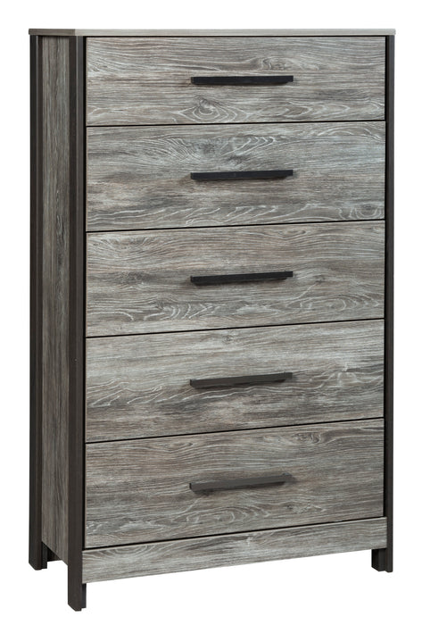 Cazenfeld - Five Drawer Chest