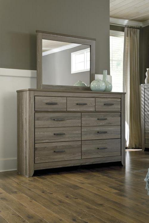 Zelen - Dresser - Light Gray