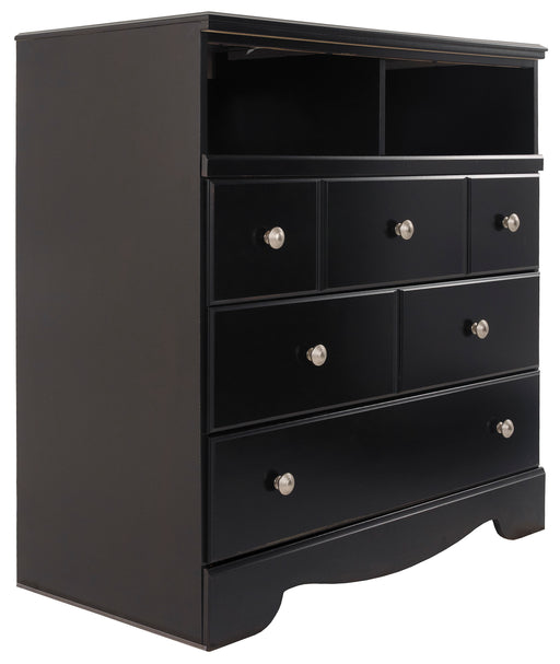 Shay - Media Chest - Black