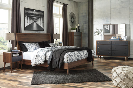 Daneston Bedroom Set - Panel Bed