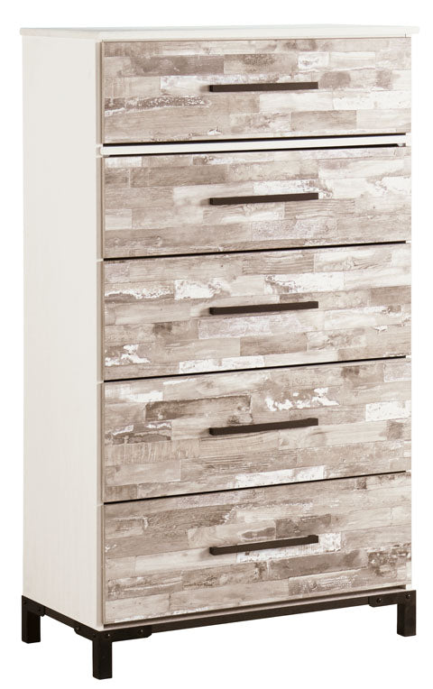 Evanni - Five Drawer Chest - Multi