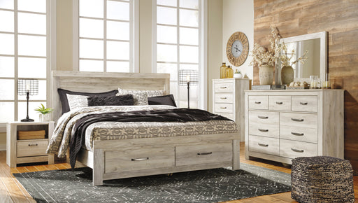 Bellaby Bedroom Set - Storage Bed