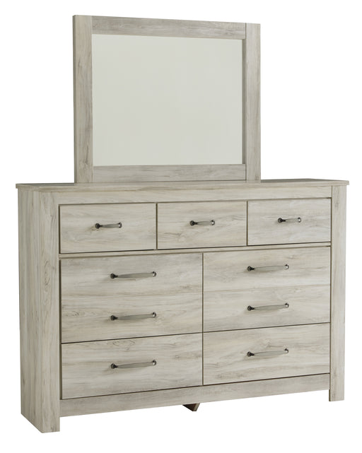 Bellaby - Dresser - Whitewash