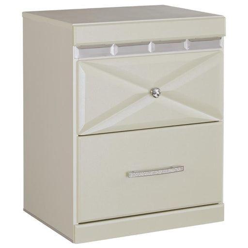 Dreamur Two Drawer Nightstand