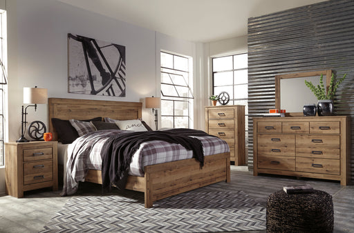 Cinrey Bedroom Set - Panel Bed