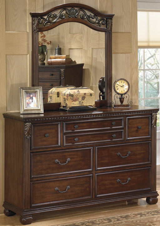 Copy of Lakeleigh - Dresser - Brown