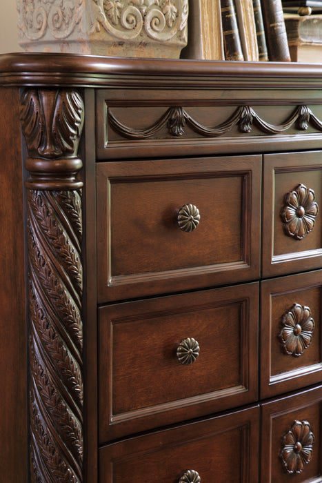 North Shore Five Drawer Chest