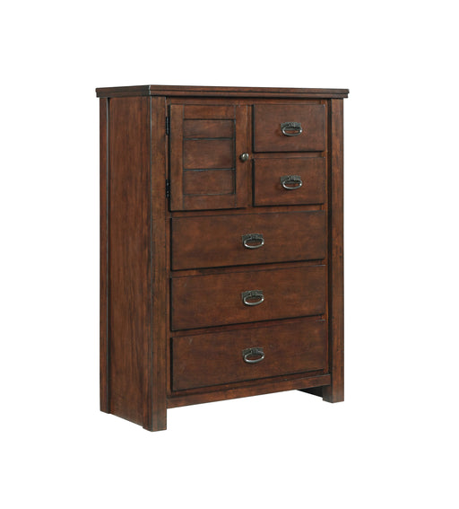 Ladiville - Chest - Rustic Brown