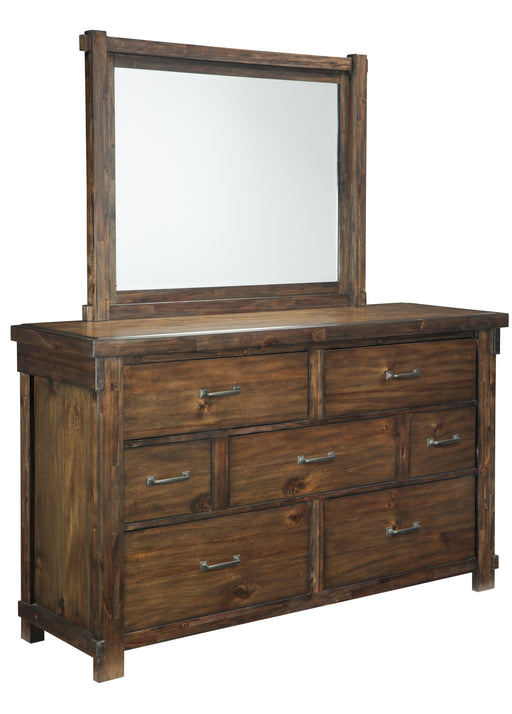Lakeleigh - Dresser - Brown