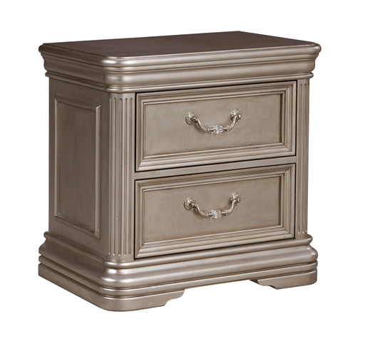 Birlanny Two Drawer Nightstand