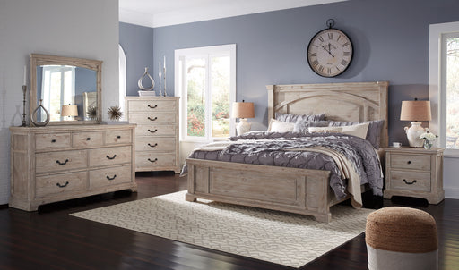 Charmyn Bedroom Set - Panel Bed