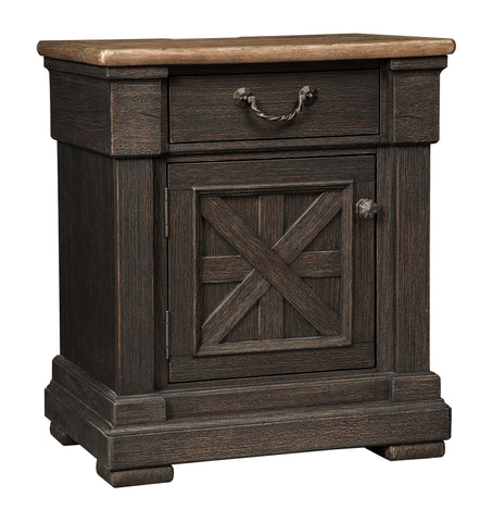 Tyler Creek One Drawer Night Stand