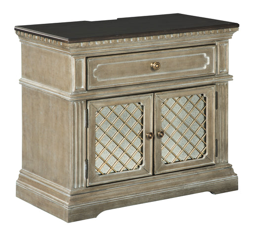 Borlend One Drawer Nightstand