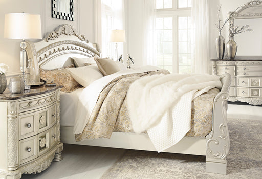 Cassimore Bedroom Set - Sleigh Bed