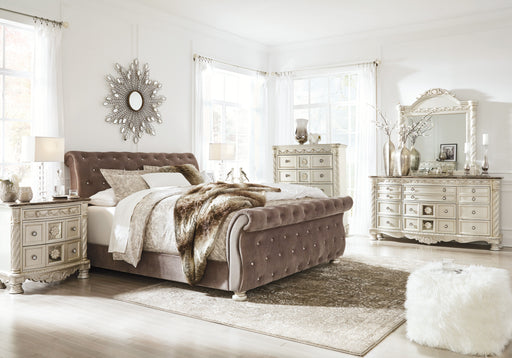 Cassimore Bedroom Set - Upholstered Bed