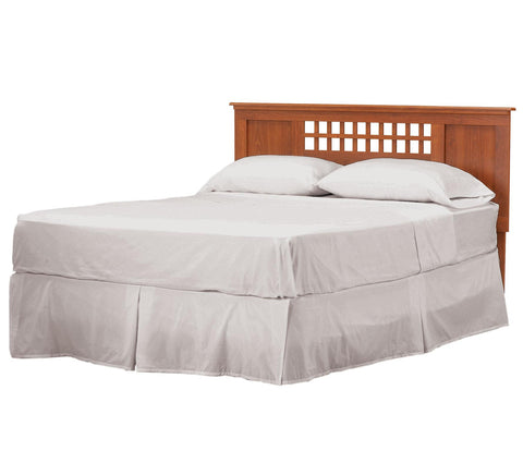 Bayfield Panel Headboard or Captains Bed - in 2 Finishes