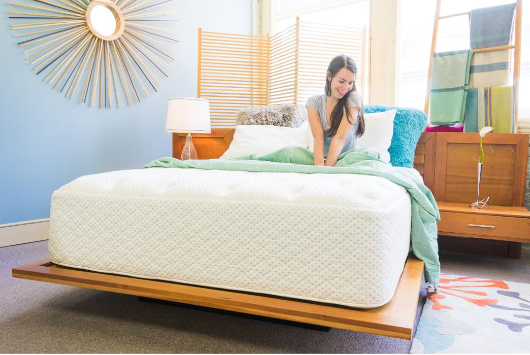 MEDITATION SAMATA GEL & LATEX MATTRESS ONLY