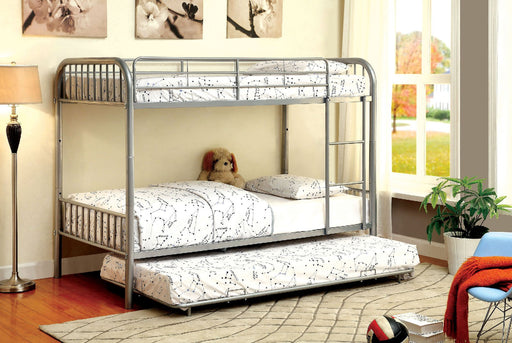 Rainbow Bunk Bed Twin/Twin - 7 Colors