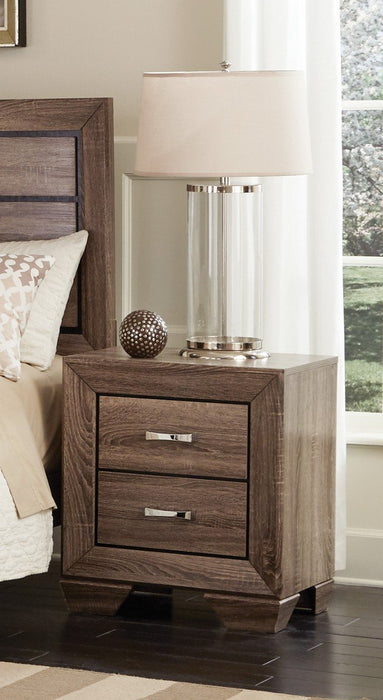 Kauffman Two Drawer Nightstand