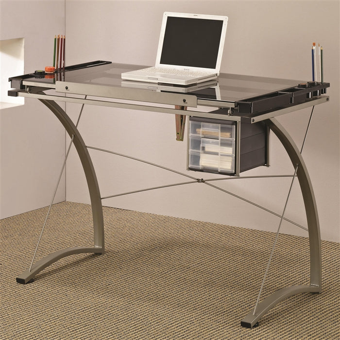 Drafting Desk w/ Adjustable Pitch