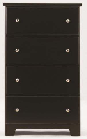 Columbia 4 Drawer Chest