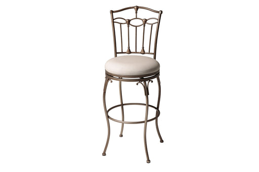 "Concord 30"" Metal Stool with Swivel-seat"
