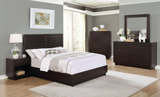 Matheson Bedroom Set - Graphite